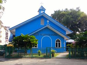 Photo: St. Andrews Church, Brunei (Anglican and Catholic) © CC0 1.0